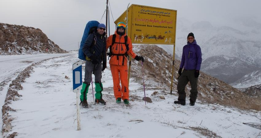 دو اسکی باز فرانسوی از تجارب خود در ایران می گویند