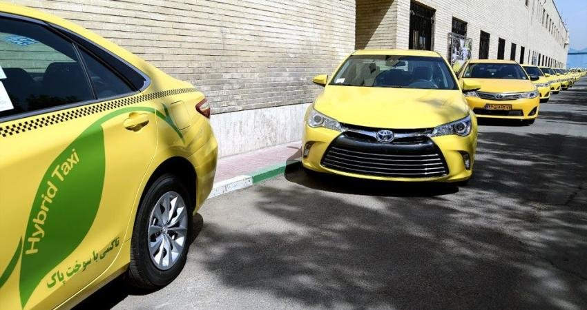 تسهیلات نوسازی برای تاکسی های فرسوده