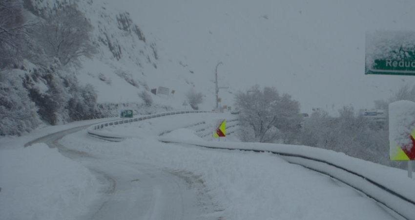 جاده چالوس از کرج به سمت مازندران مسدود شد