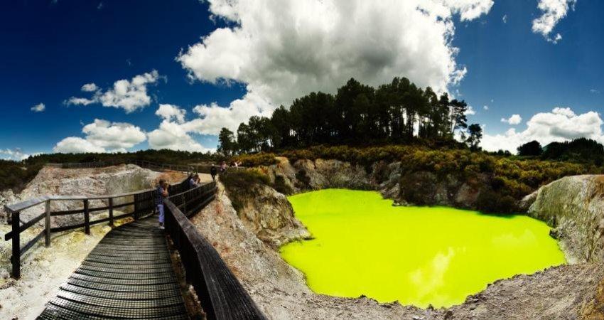 صنعت گردشگری، جایگزینی جدید برای لبنیات نیوزیلند