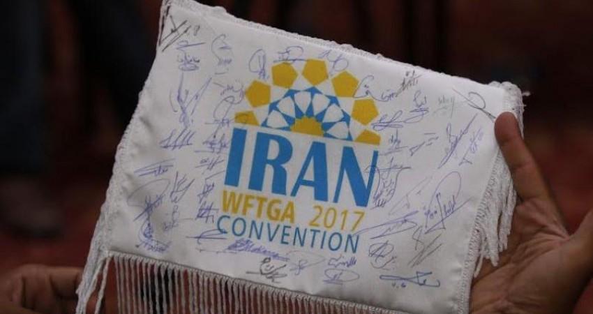 نقشه توریستی ایران برای راهنمایان 32 کشور جهان
