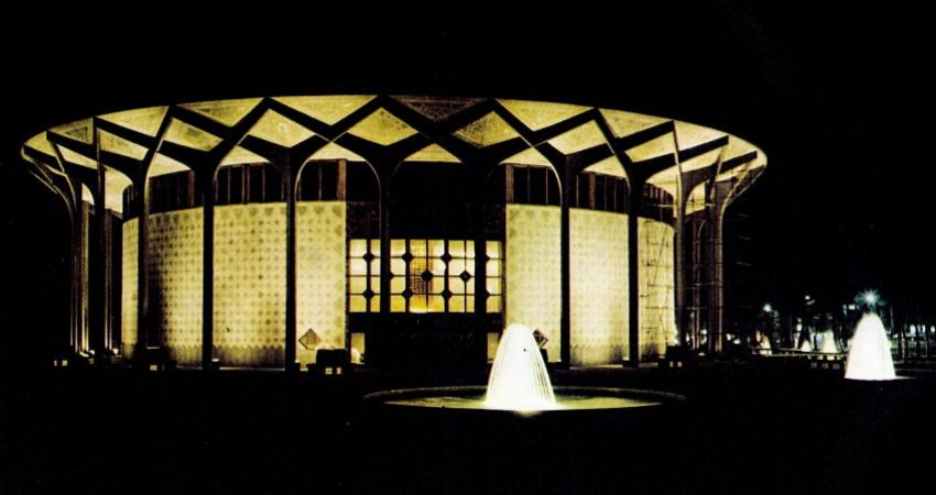«تئاتر شهر» در میان برترین های معماری ایرانی