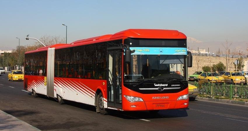 چرا اتوبوس هایBRT جدید پلاک ندارند؟