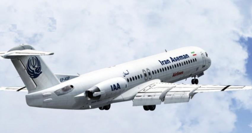 اعزام و پذیرش 40 میلیون مسافر با 333 هزار پرواز از 53 فرودگاه کشور