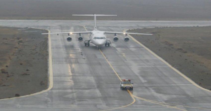 فرودگاه بین المللی یزد به دنبال توسعه خطوط پروازی