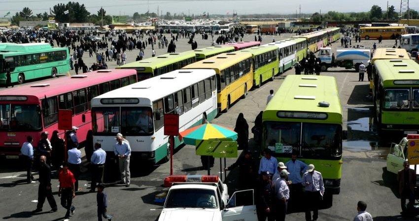 افزایش 15 تا 30 درصدی قیمت بلیط اتوبوس در سال 95