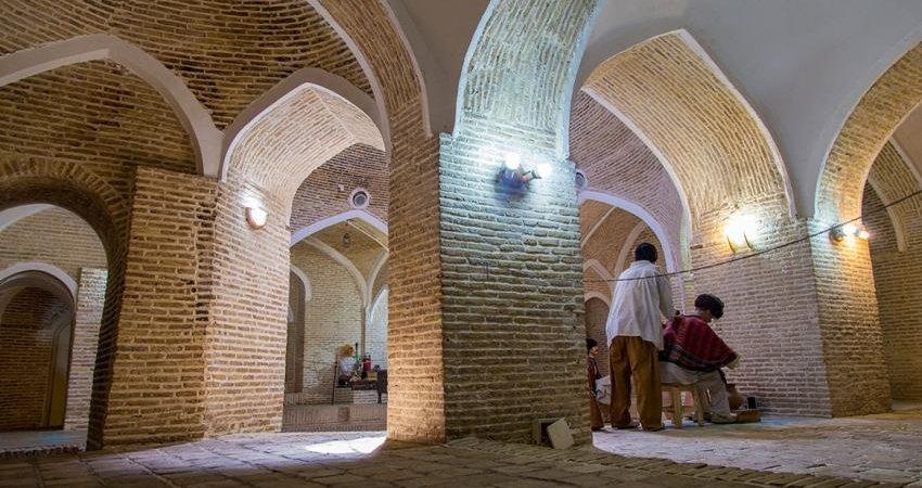 بهسازی موزه مردم شناسی دزفول