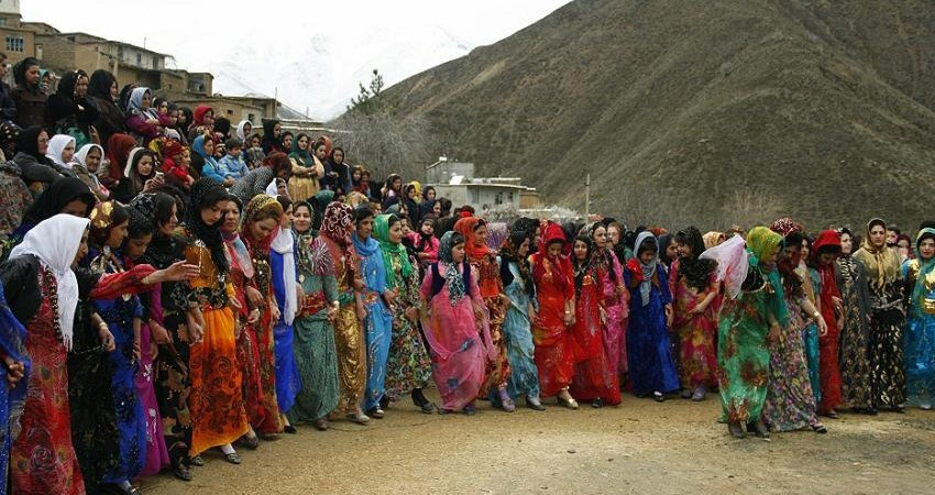اجرای طرح نوروزبازار و معرفی میراث فرهنگی ناملموس در کردستان