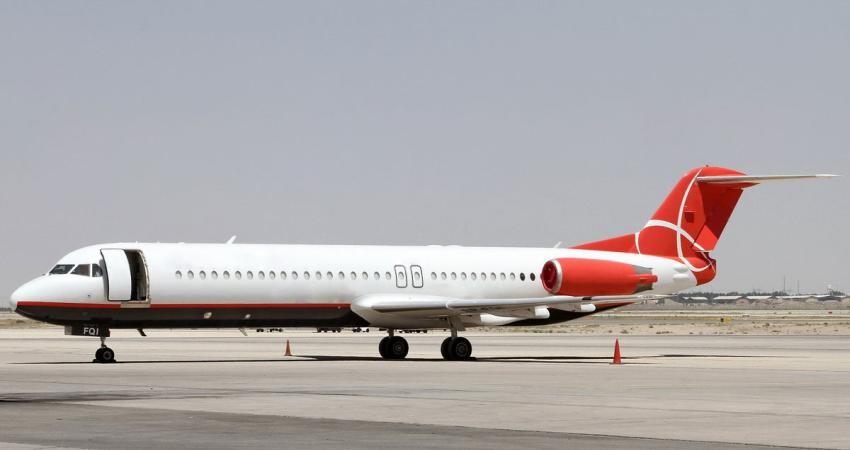برقراری پرواز قشم ایر در مسیر قشم - کرمانشاه