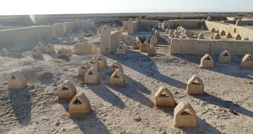 شهر سوخته؛ شهر تمدن 5 هزارساله ایران