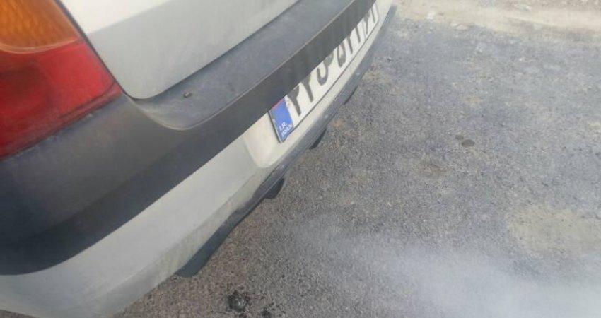 خودروهای دودزا در البرز توقیف می شوند