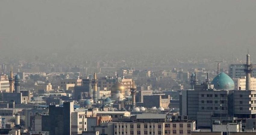 کیفیت هوای مشهد همچنان در وضعیت هشدار