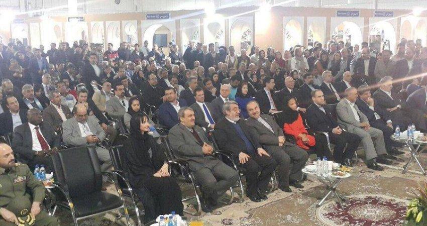 نمایشگاه بین المللی گردشگری ایران آغاز شد