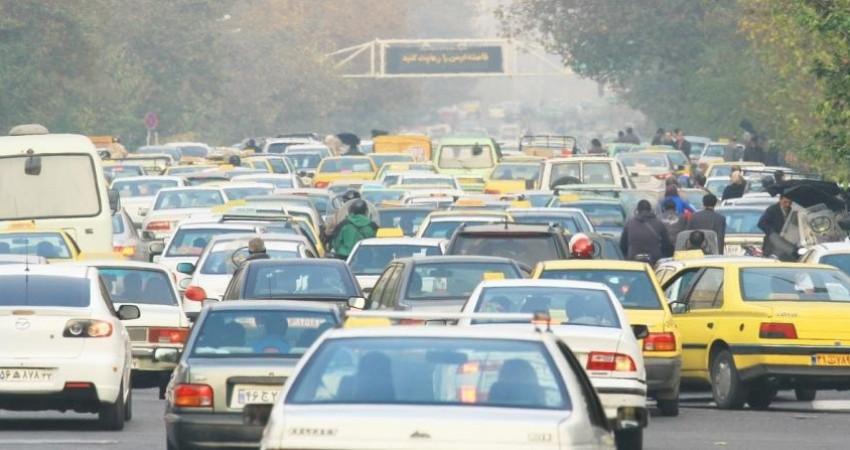 انجام روزانه 18 میلیون سفر درون شهری در پایتخت