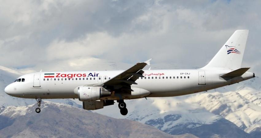 هواپیمایی زاگرس مشتری جدید ایرباس