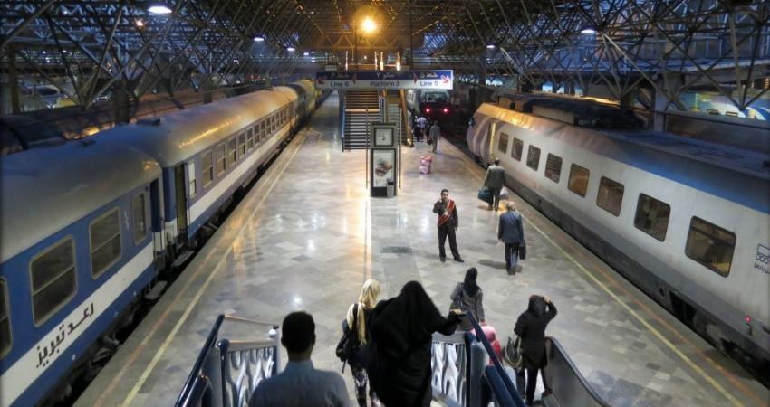 بلیت قطار به ایستگاه ارزانی نرسید