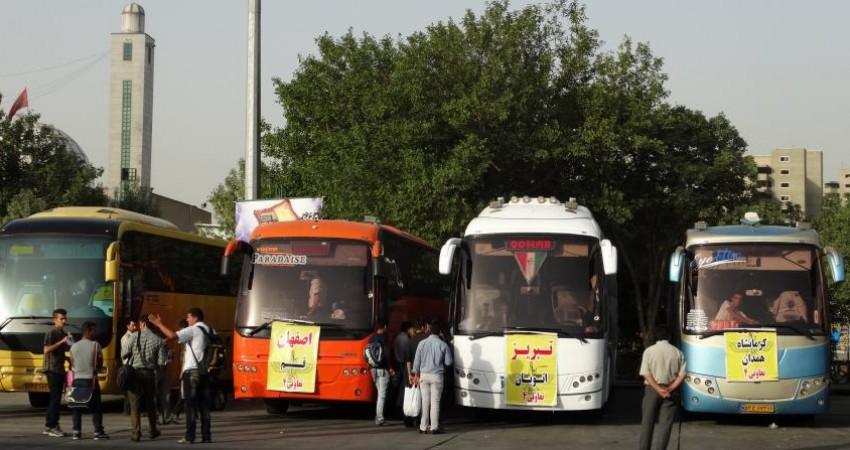 قیمت بلیت اتوبوس عید امسال افزایش نمی یابد