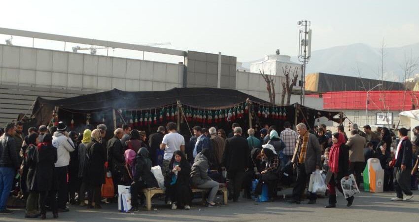 جذابیت های گردشگری، قومی و محلی ایران در نمایشگاه بین المللی گردشگری
