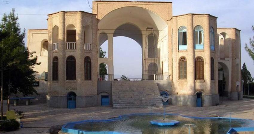تبدیل مجموعه تاریخی باغ خان یزد به مجتمع فرهنگی-گردشگری