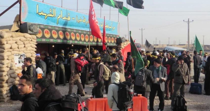 انعقاد تفاهم نامه در خصوص برپایی موکب در مرز مهران، نجف و کربلا