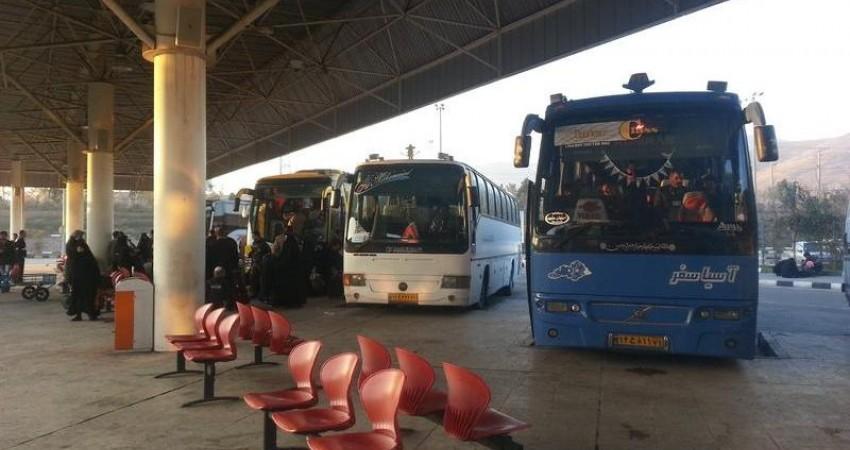پیش فروش حضوری و اینترنتی بلیت اتوبوس برای سفرهای نوروزی