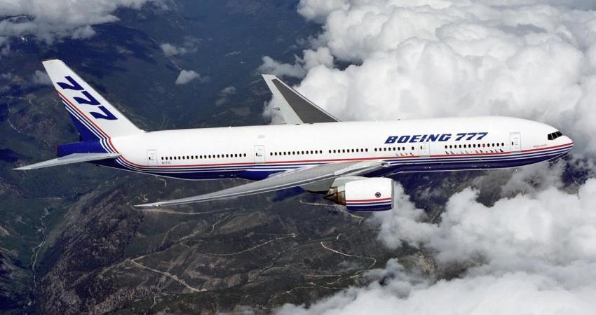 بوئینگ علاقمند به پرواز در آسمان ایران