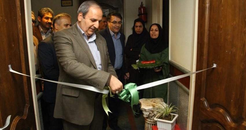 نخستین خانه محیط  زیست شهر تهران افتتاح شد