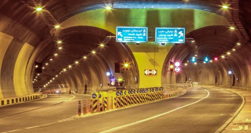 تونل نیایش و نقش آن در حل مشکل ترافیک
