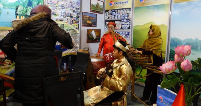 گزارشی از نمایشگاه بین المللی گردشگری تهران