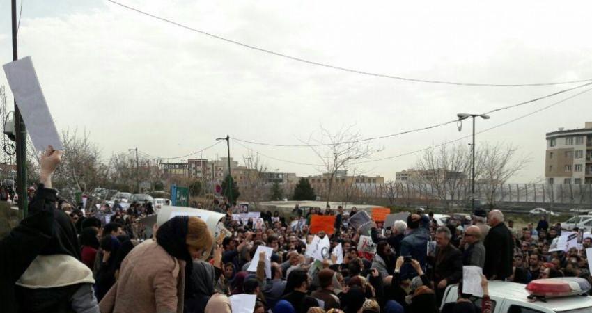 هرگونه تجمع بدون مجوز وزارت کشور در پارک پردیسان ممنوع است