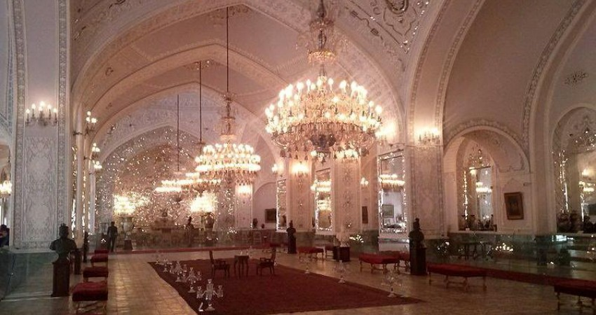بازگشایی تالار اصلی کاخ گلستان
