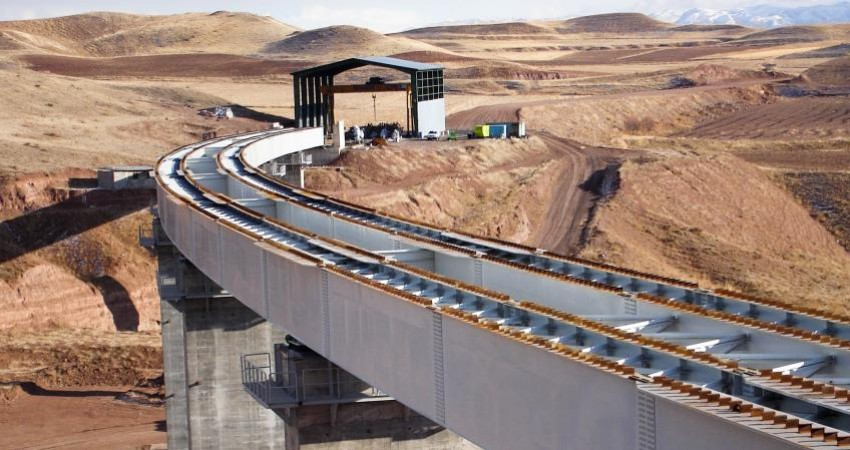 امضای قرارداد میان راه آهن ایران و شركت DBI آلمان