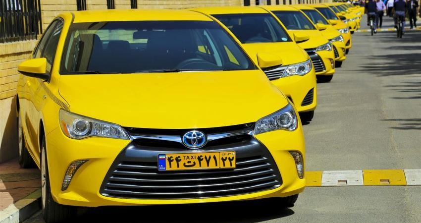 نوسازی تاکسی های تهران با خودروهای داخلی و خارجی