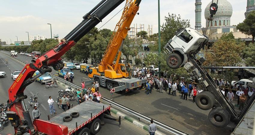 میزان تلفات رانندگی تهران در مقایسه با کلانشهرهای پیشرفته جهان