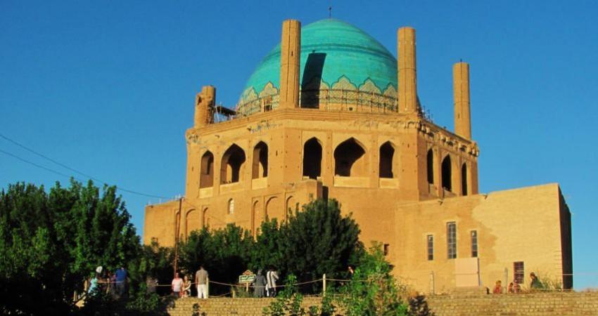گنبد سلطانیه در صدر بازدیدهای گردشگران