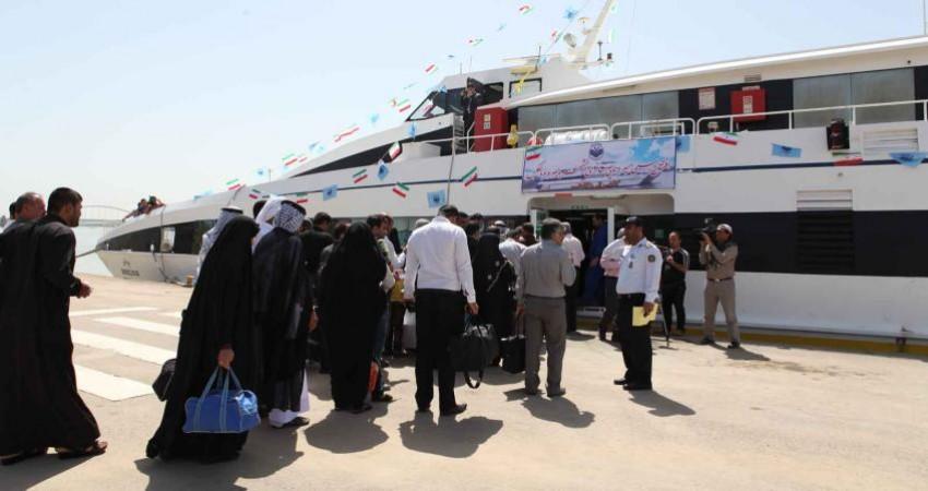 سال گذشته یک میلیون و 600 هزار گردشگر عراقی به ایران آمدند