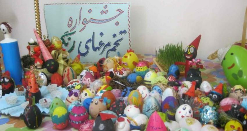 اولین جشنواره ملی تخم مرغ های غول پیکر در ارس برگزار می شود