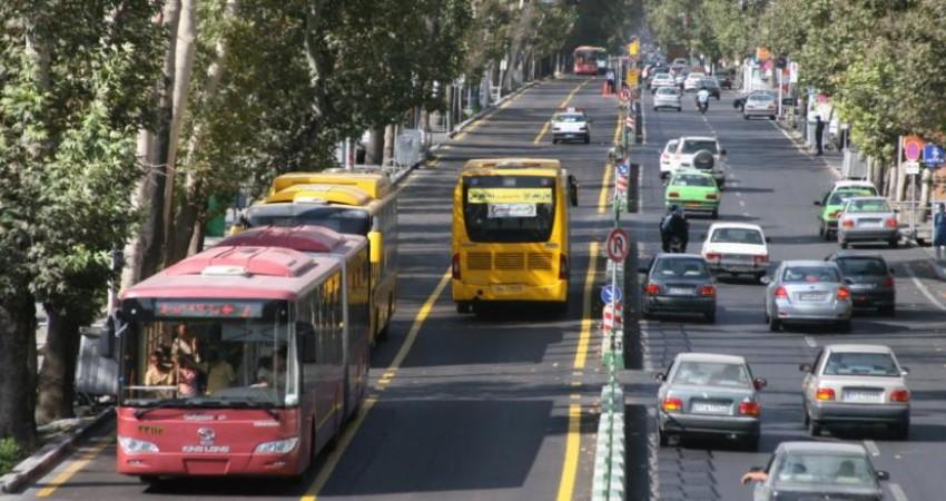 تصویب نرخ بلیت اتوبوس در تهران در سال 95