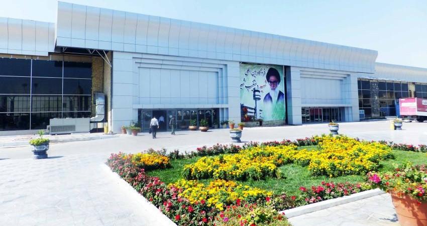 افزایش پروازهای نوروزی فرودگاه شیراز منوط به تسویه بدهی  ایرلاین ها است
