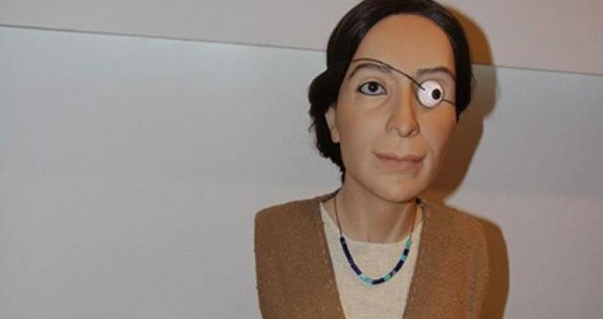 چشم مصنوعی کشف شده در شهر سوخته بازسازی شد