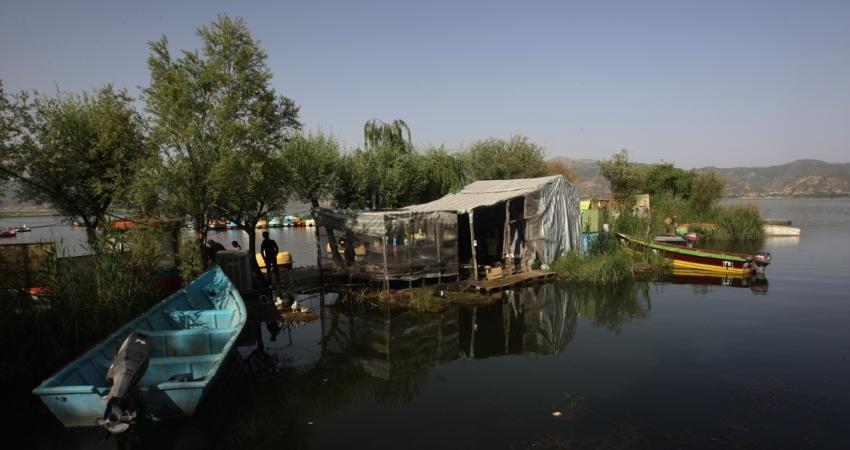 توسعه همه جانبه مریوان از طریق دریاچه زریوار