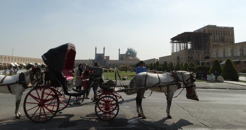 کاهش تقاضا برای سفرهای نوروزی به اصفهان