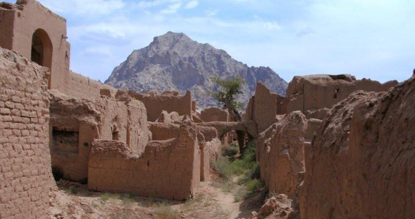 ثبت قلعه قاجاری ارنان در فهرست آثار ملی