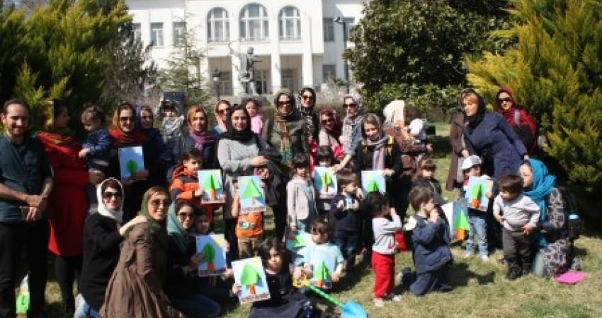 سین های طبیعی ایران با معرفی سرو و سمندر