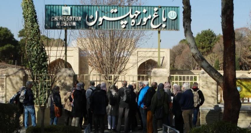 ایران در آستانه هجوم میلیونی گردشگران دنیا قرار دارد