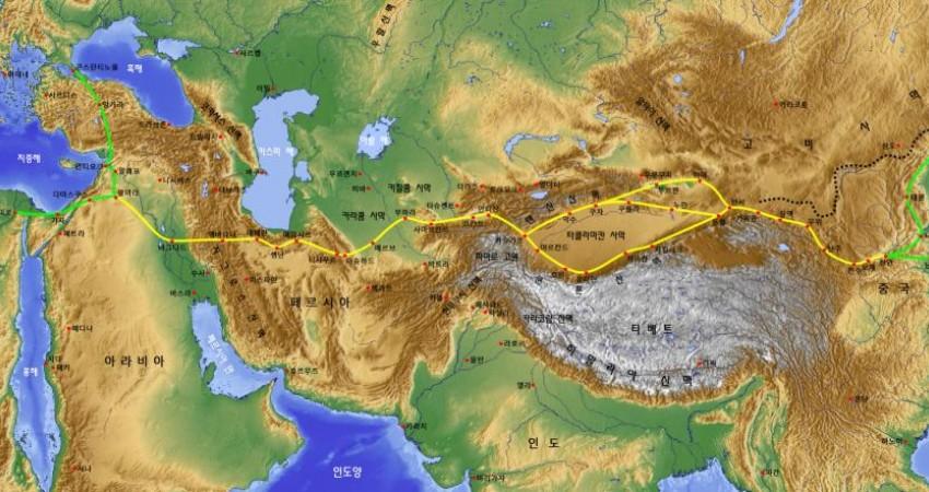 ابلاغ آیین نامه جاده ابريشم به استان ها
