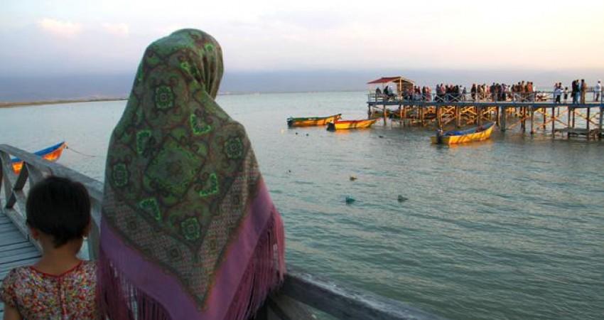 بندر ترکمن، مقصد اصلی گردشگران ورودی به گلستان