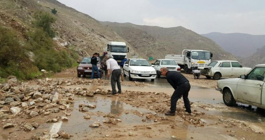 مرگ 13 نفر در تصادفات روز اول عید