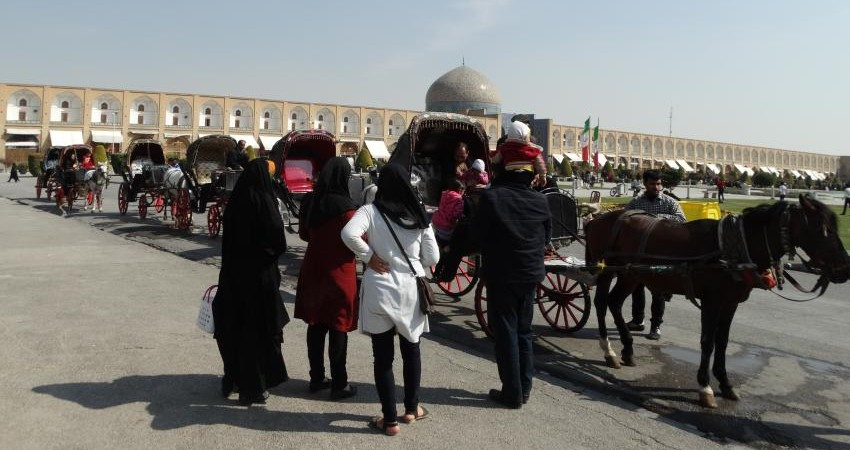 ایران قطب گردشگری خاورمیانه می شود؟