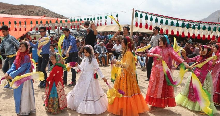 گشایش جشنواره ملی، فرهنگی و هنری عشایر در مرودشت فارس